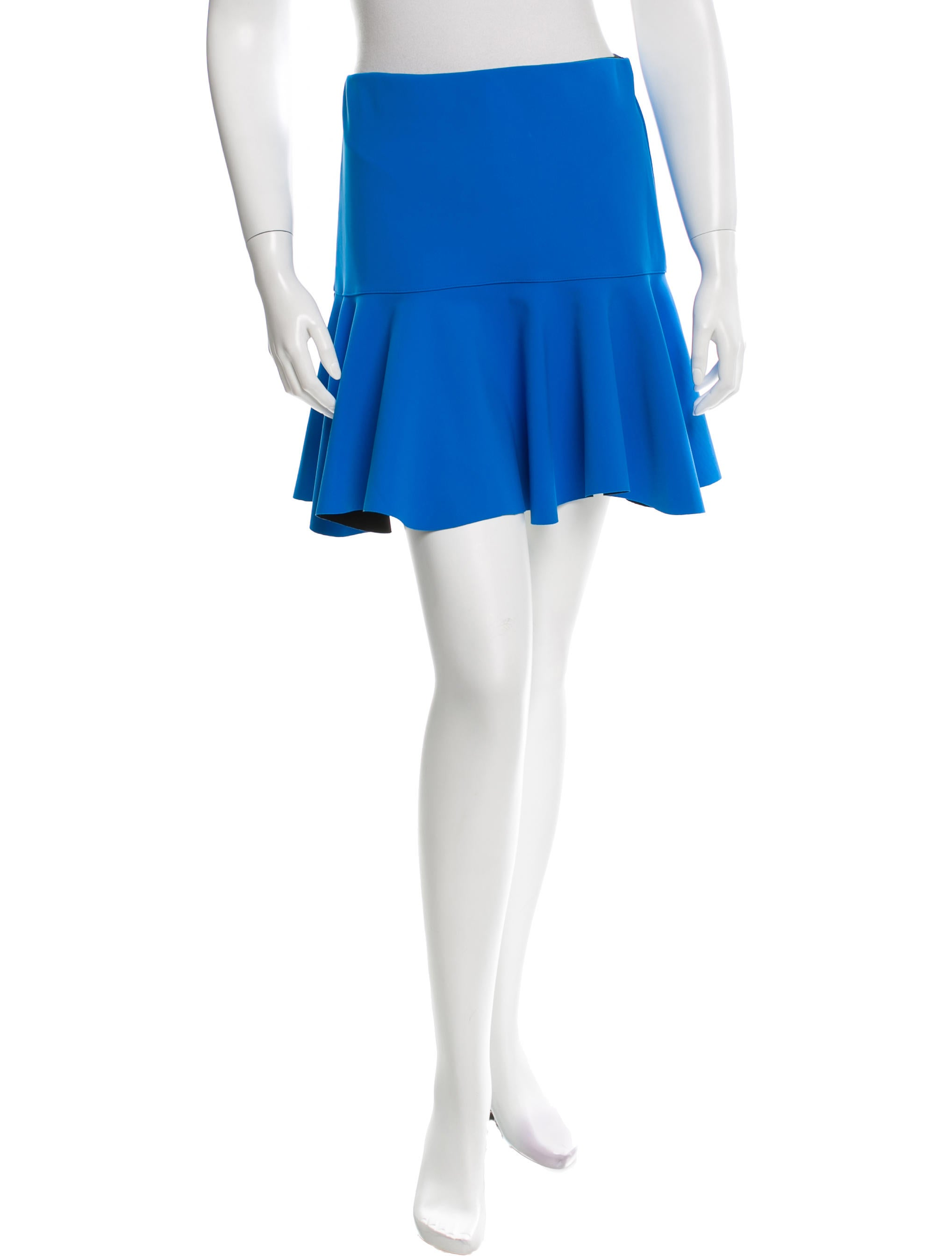 Robert Rodriguez A Line Mini Skirt Clothing Wrr26503 The Realreal