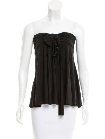 Robert Rodriguez Knit Halter Top None