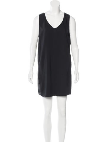 Robert Rodriguez Sleeveless Mini Dress None