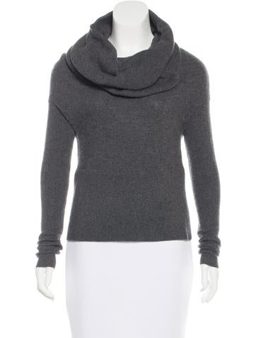 Robert Rodriguez Cashmere Cowl Neck Sweater w/ Tags None