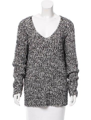 Robert Rodriguez Rib Knit Sweater None