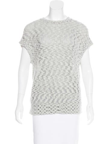 Robert Rodriguez Wool Sleeveless Top None