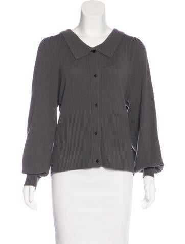 Robert Rodriguez Cashmere Knit Cardigan None