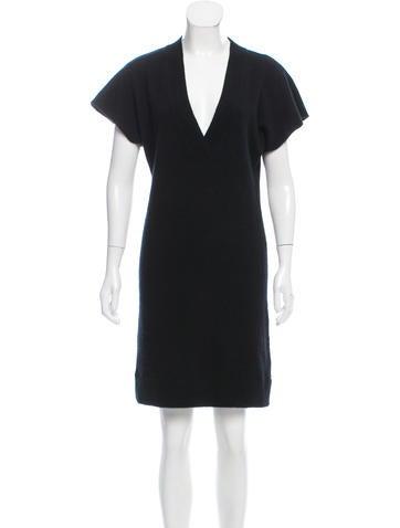 Robert Rodriguez Cashmere Mini Dress None