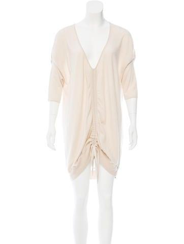Robert Rodriguez Cashmere Sweater Dress None