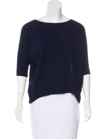 Robert Rodriguez Cashmere Knit Sweater None