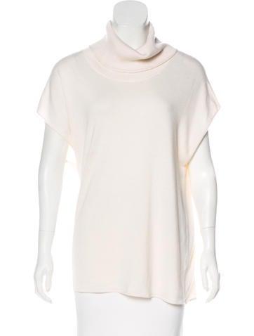 Robert Rodriguez Silk & Wool-Blend Sweater None