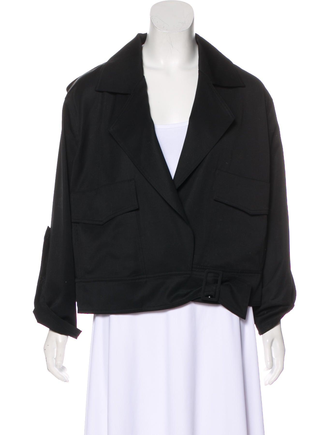 Robert Rodriguez Wool Cutout Jacket Discount Fashion Style Exclusive 9K3t691E