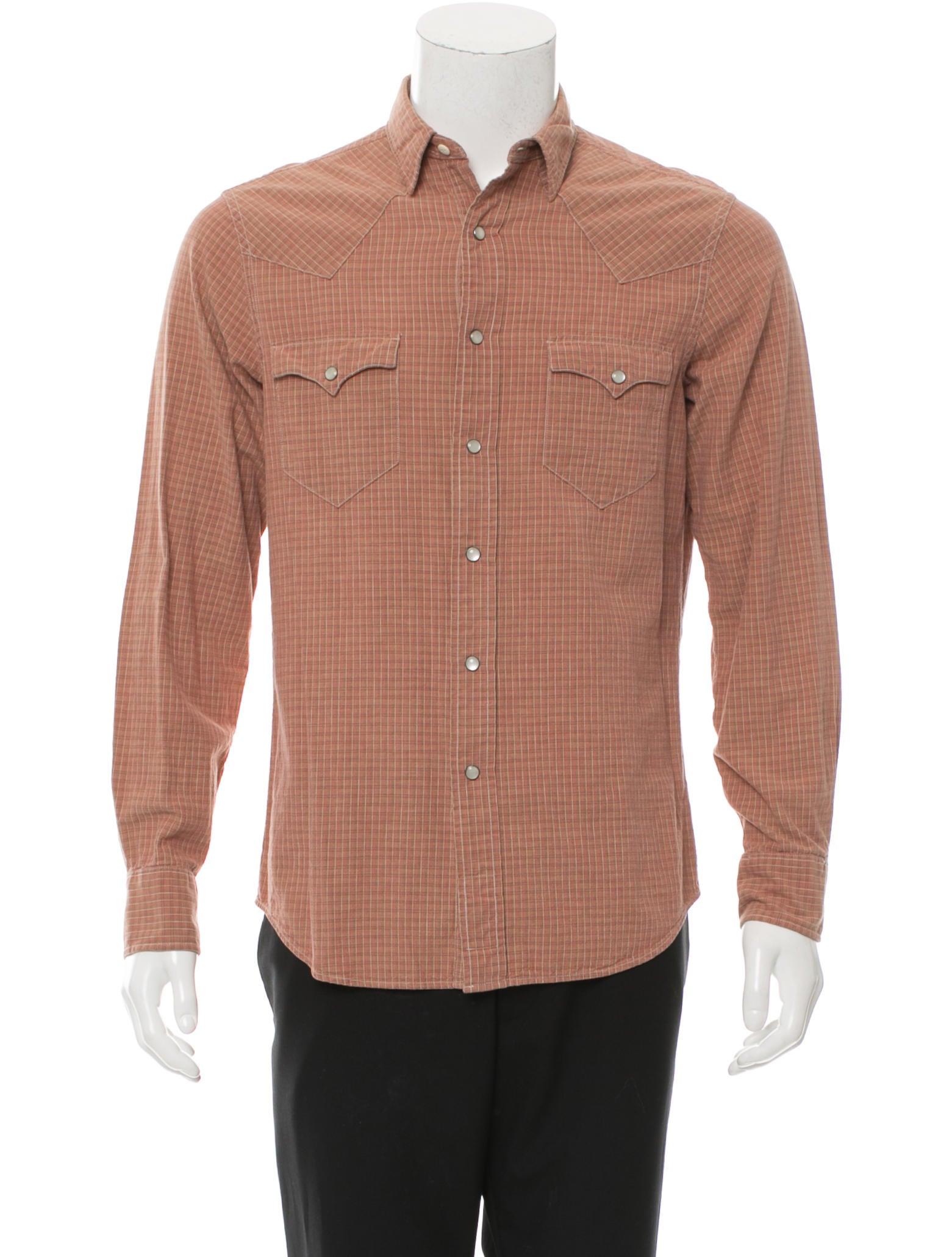 Men S Snap Front Shirts