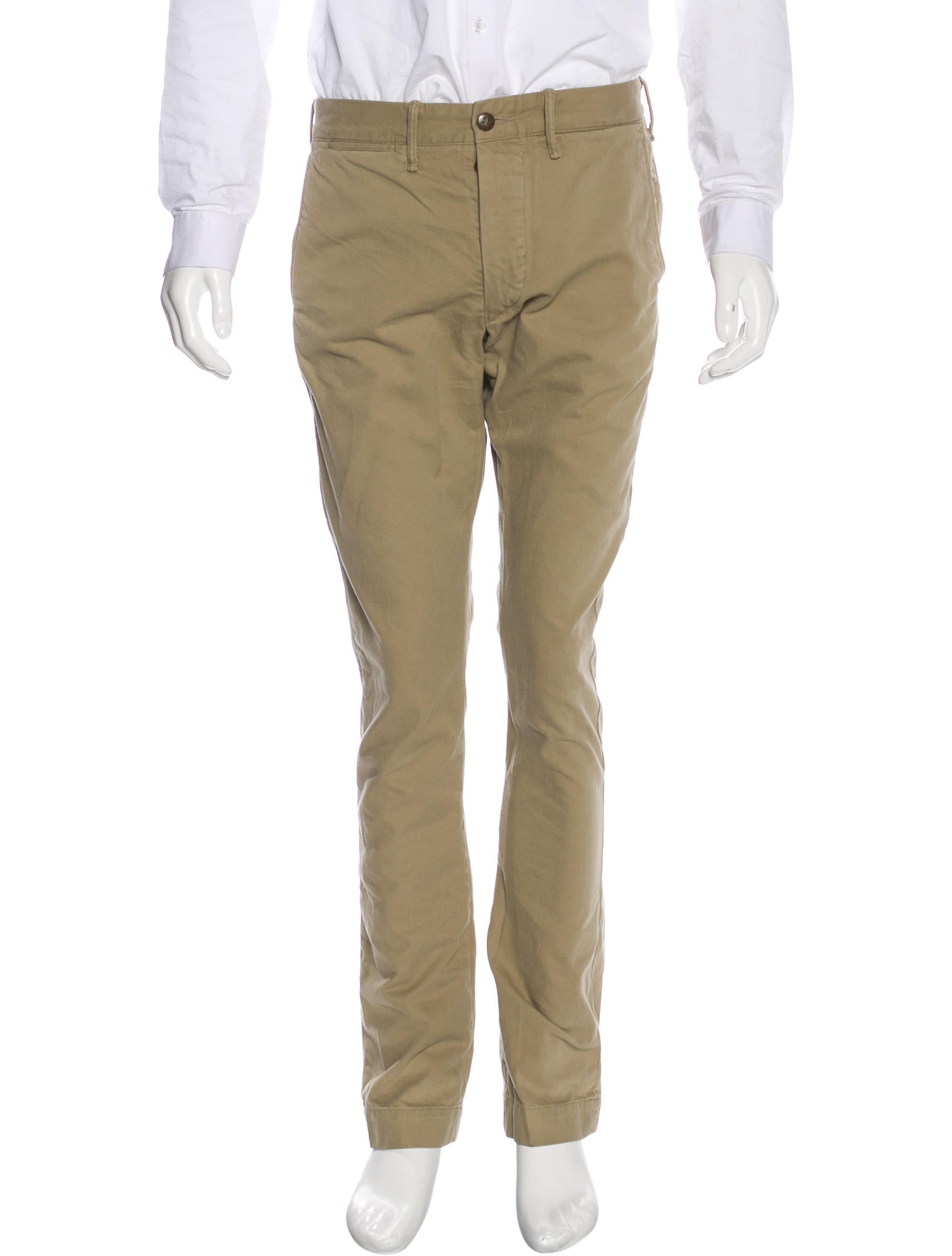 Men's chino pants are available in a variety of fits, colors, and styles. Whether you're looking for tried and true khaki pants for men, plaid chinos, or stylish skinny black chino pants, PacSun's excellent selection's got you covered. Starting with the basics, every guy should own a decent pair of men's khaki pants.