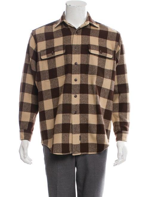 RRL & Co. Wool Shirt Jacket beige
