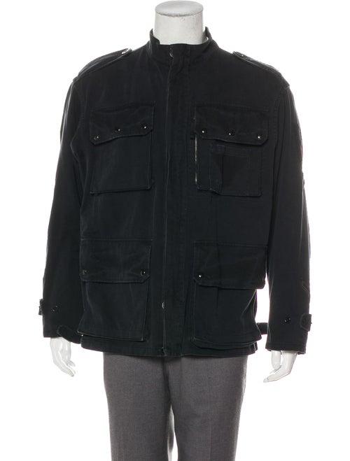 RRL & Co. Distressed Field Jacket w/ Tags black