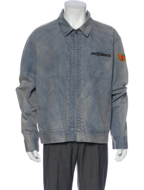 RRL & Co. Jacket Blue