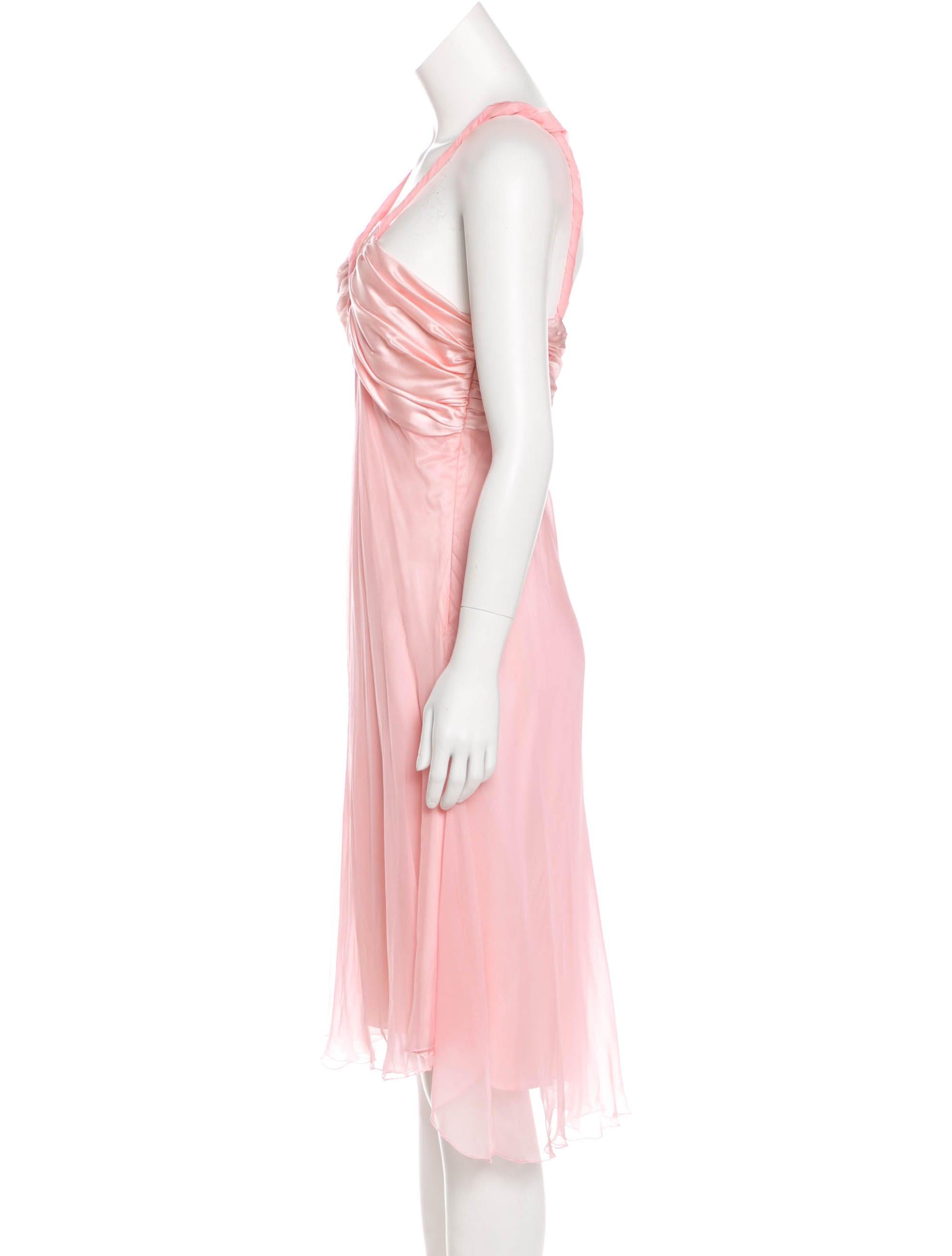 Rene Ruiz Sleeveless Midi Dress - Dresses - WRRUZ20003 | The RealReal