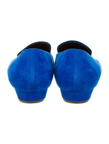 Jocose Pointed-Toe Flats