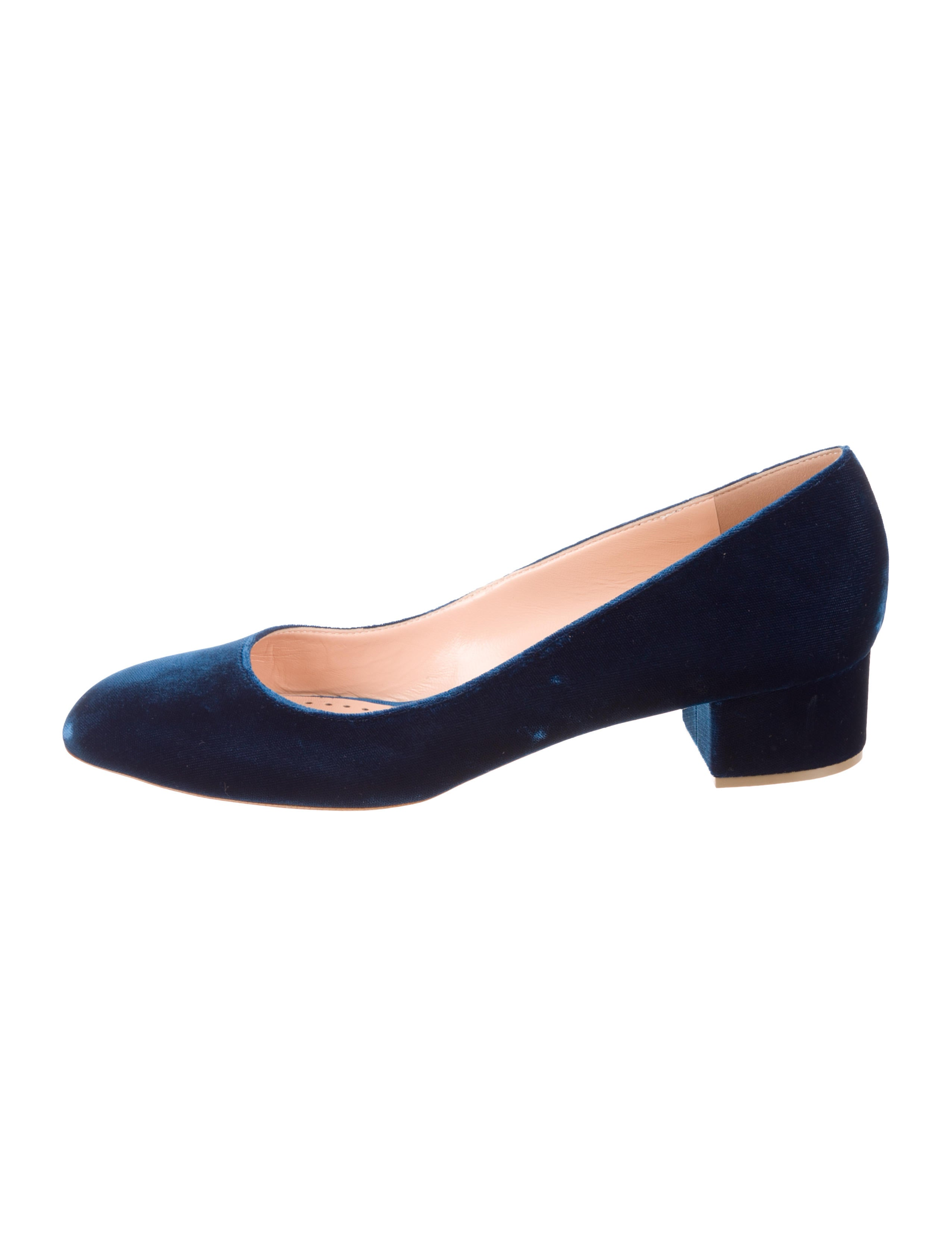 ebay online Rupert Sanderson Carita Velvet Pumps w/ Tags 100% guaranteed cheap online pay with paypal cheap price cheap factory outlet cheap sale 2014 new ncsSKMwLD