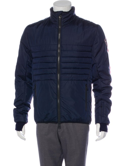 Rossignol Thinsulate Quilted Jacket navy