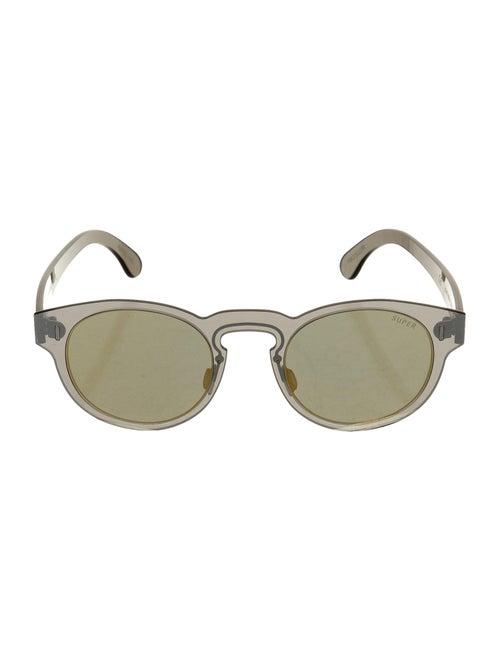 RetroSuperFuture Paloma Round Sunglasses Grey