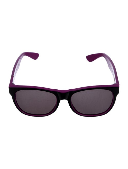 RetroSuperFuture Wayfarer Tinted Sunglasses Black