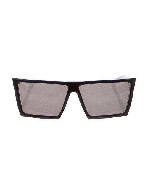 RetroSuperFuture Square Tinted Sunglasses Black