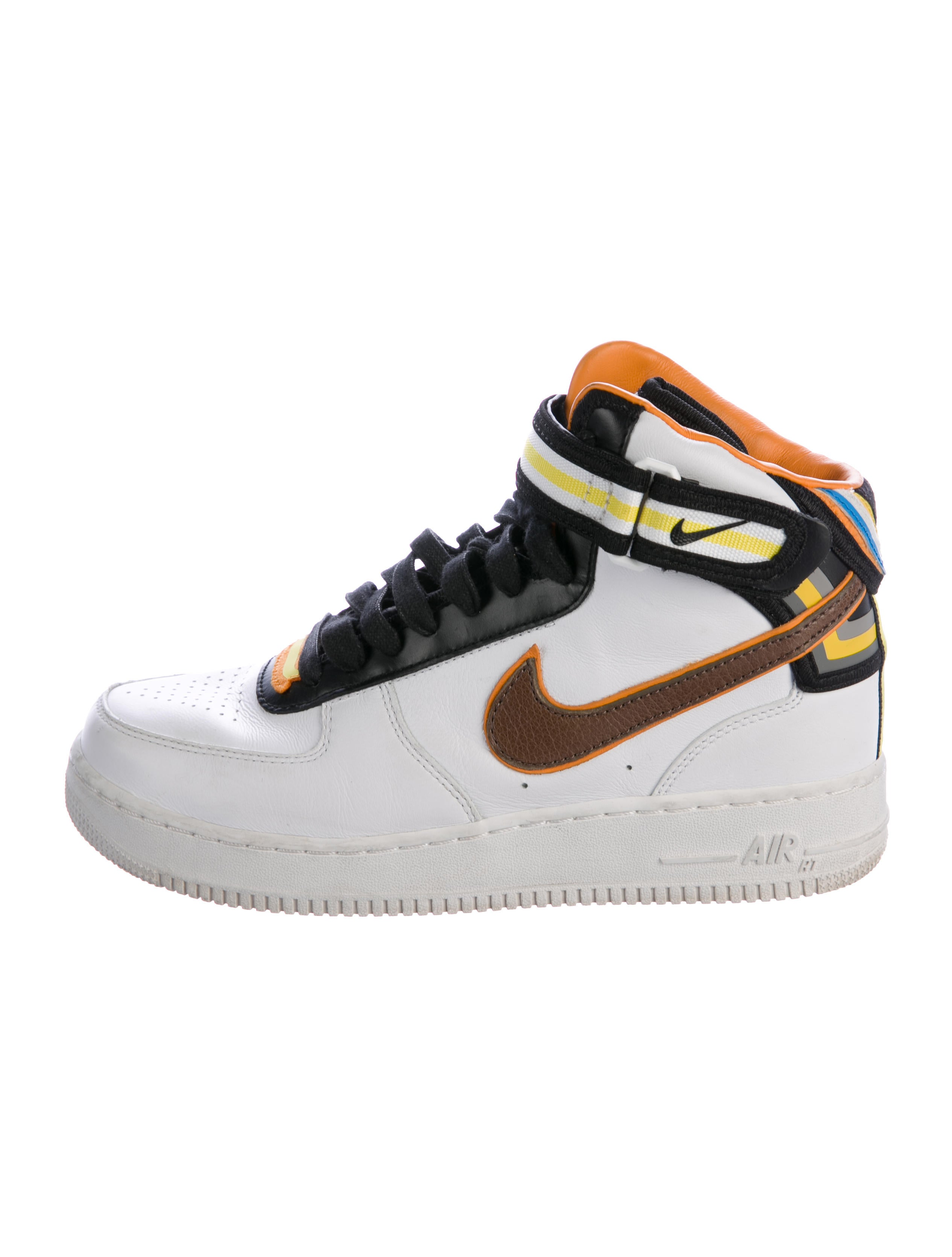 riccardo tisci x nike air force one sneakers shoes. Black Bedroom Furniture Sets. Home Design Ideas