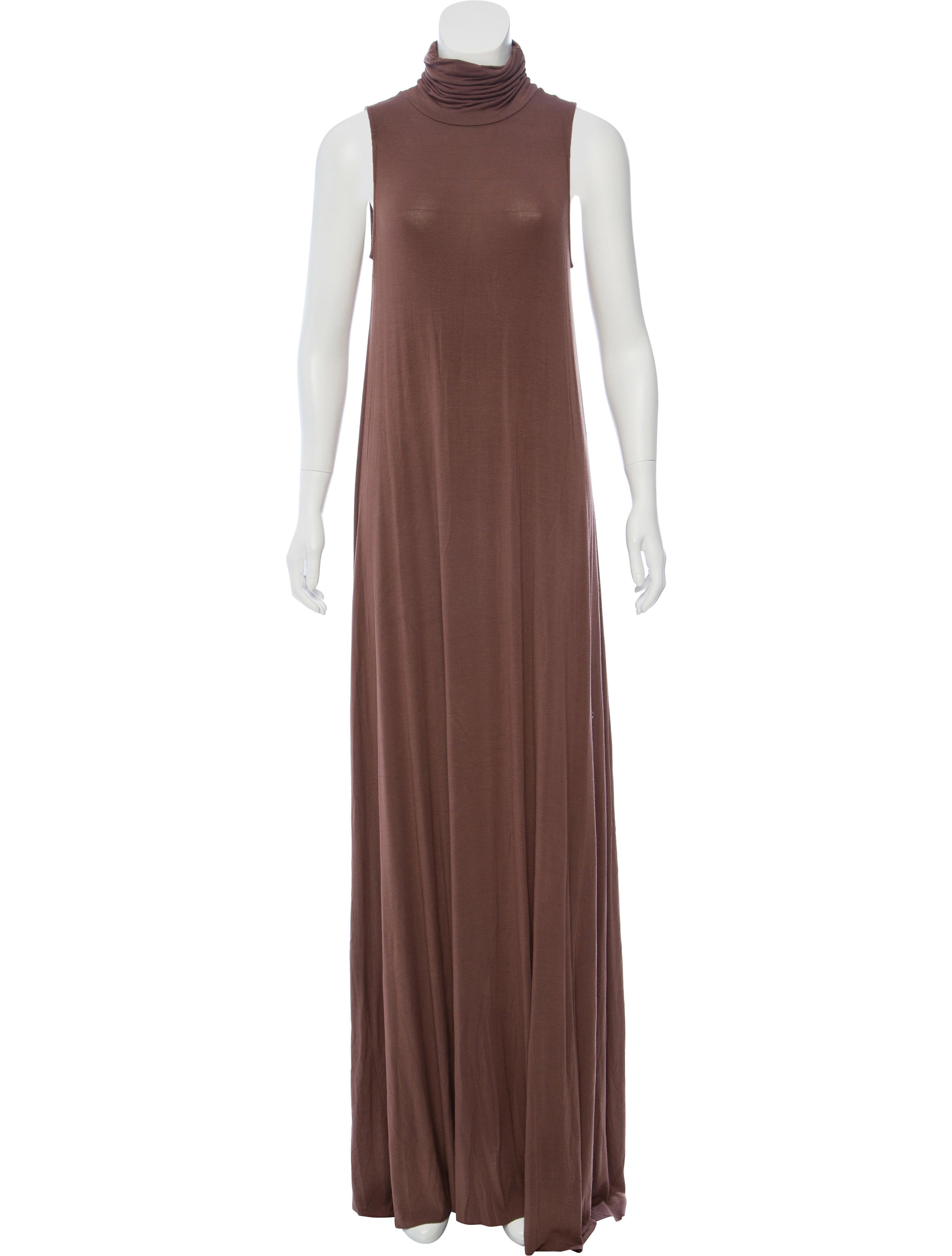 Rachel Pally Jersey Knit Maxi Dress - Clothing - WRW20038 | The RealReal