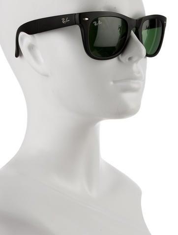 Folding Wayfarer Sunglasses