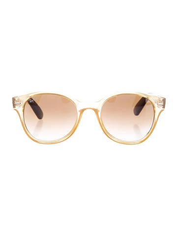 Gradient Wayfarer Sunglasses