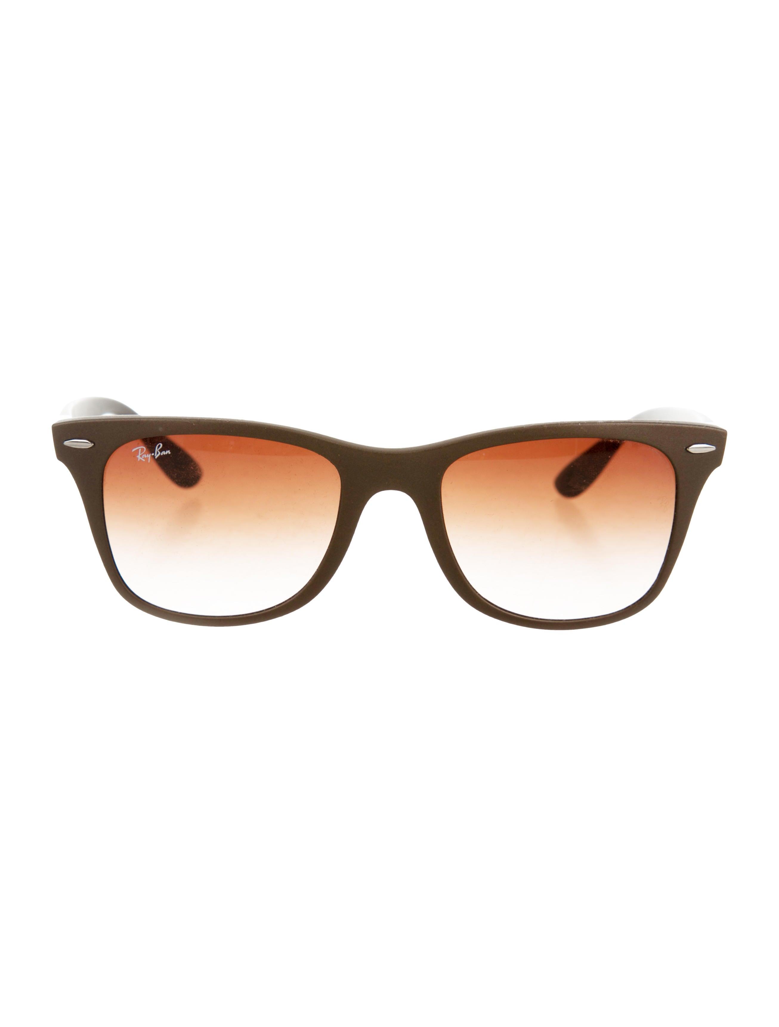 5d0973ab21a Ray-Ban Liteforce Wayfarer Sunglasses - Accessories - WRX24697