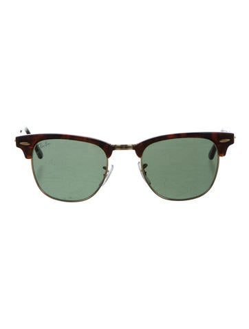 Ray-Ban Clubmaster Tinted Sunglasses