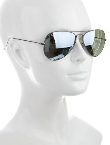 Aviator Reflective Polarized Sunglasses