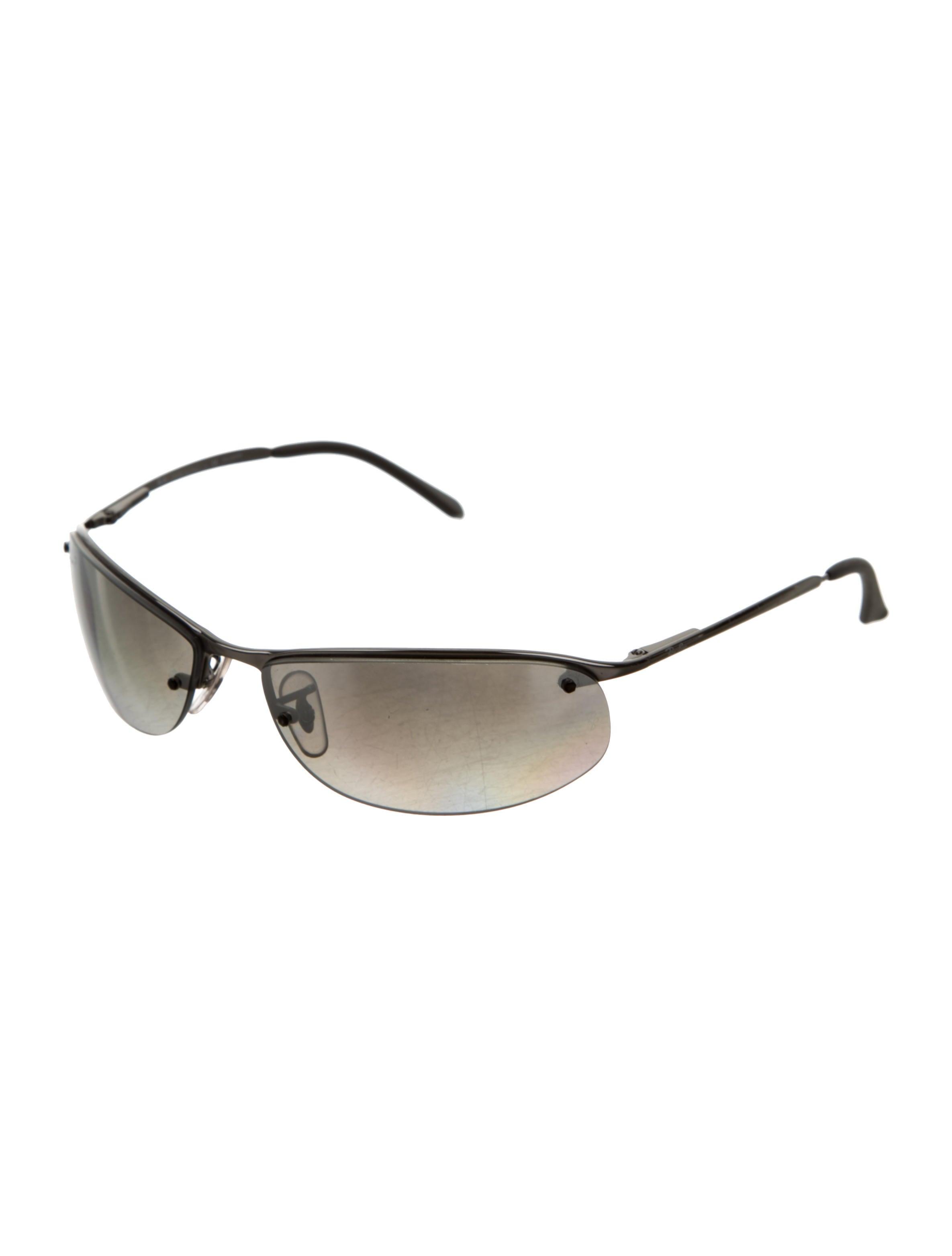 Rimless Polarized Sunglasses : Ray-Ban Polarized Rimless Sunglasses - Accessories ...