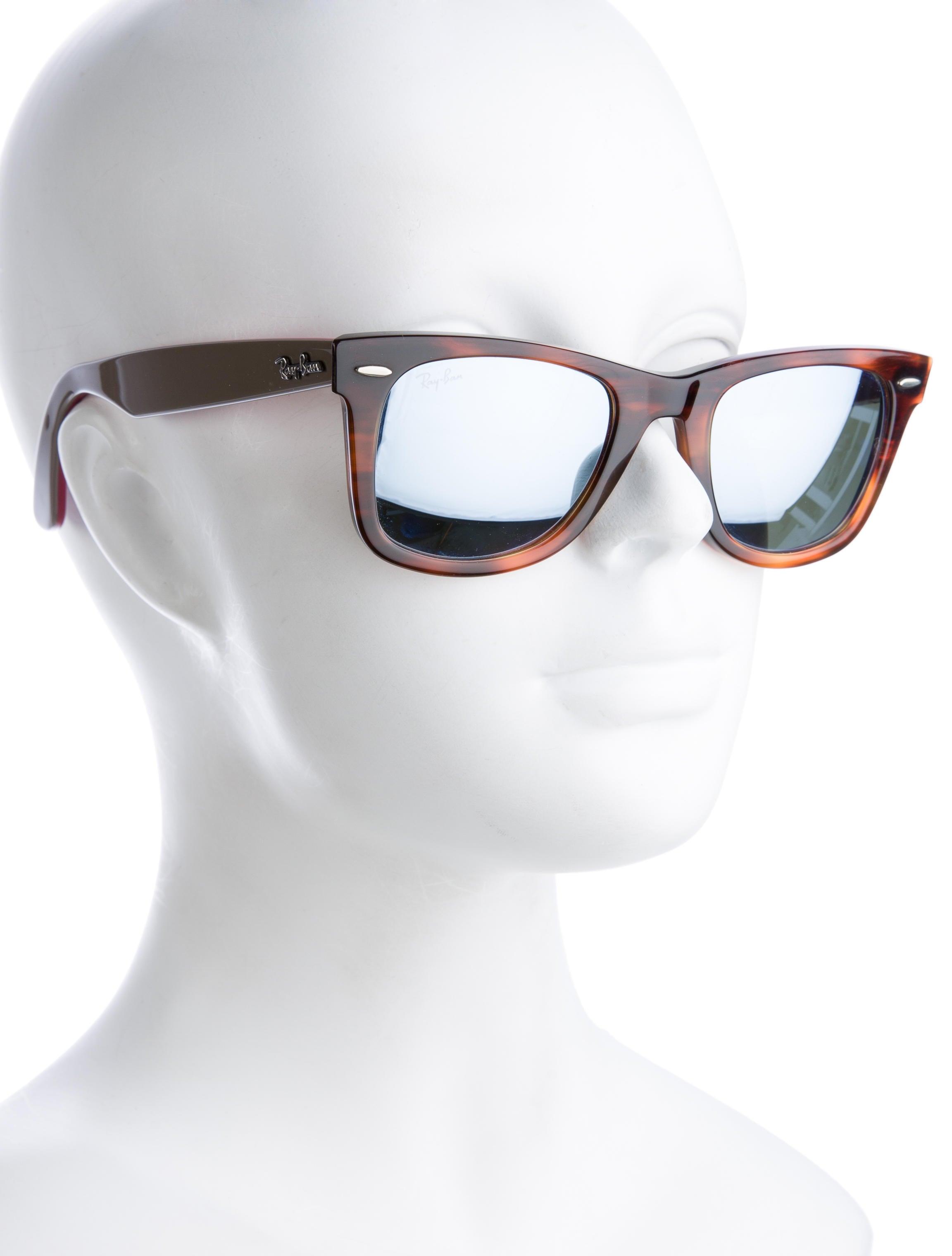 618bdf88c7 Ray-Ban Wayfarer Reflective Sunglasses - Accessories - WRX25284