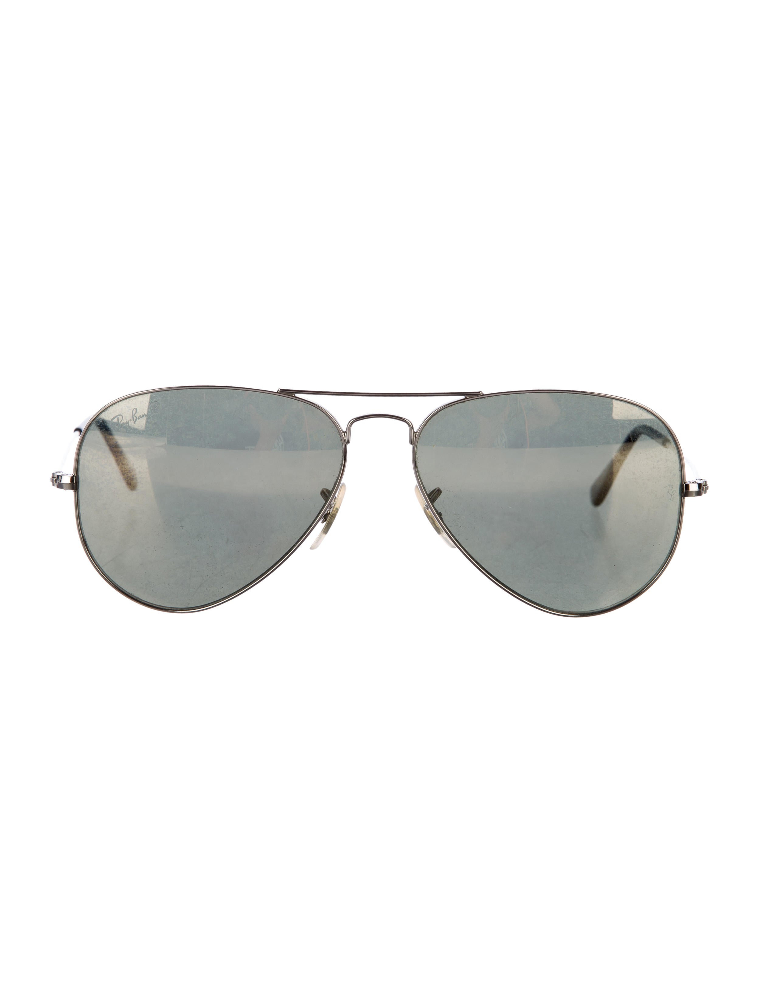 e56fb23f0b Ray Ban Aviator Silver Mirrored Dresser Furniture « Heritage Malta