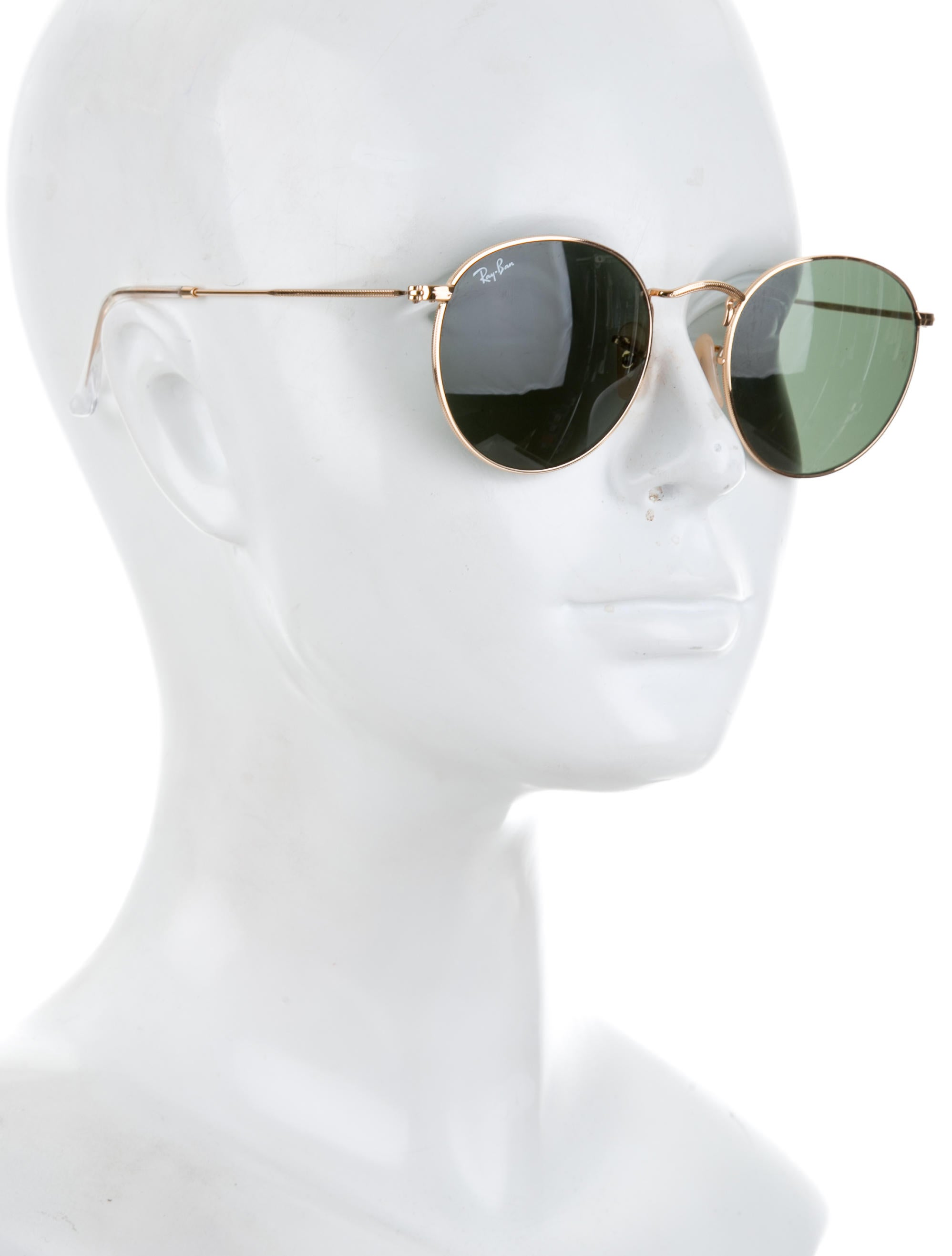 9ceaa3c8d0843c Ray Ban Round Metal Sunglasses Rb 3447 Round Metal Coffee « Heritage ...