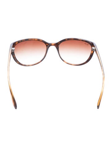 Emma Gradient Frame Cateye Glasses : Ray-Ban Emma Cat-Eye Sunglasses - Accessories - WRX26015 ...