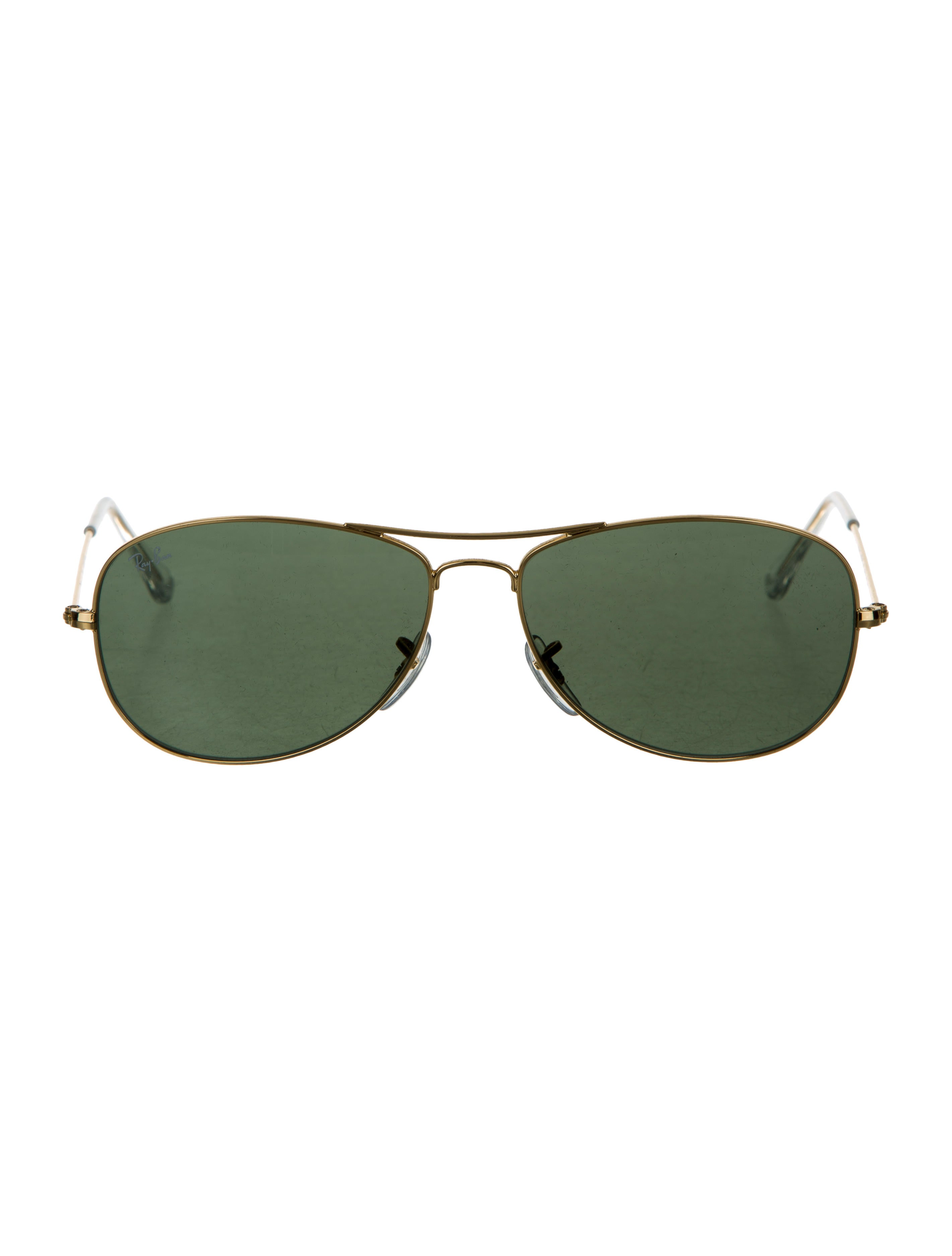 where are ray ban cockpit sunglasses made