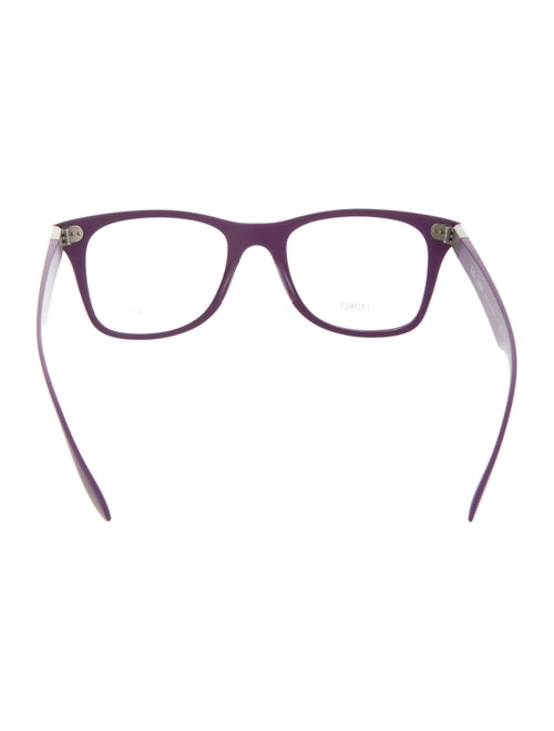 8fbe48211c7f1 Ray-Ban Square Liteforce Eyeglasses - Accessories - WRX27851