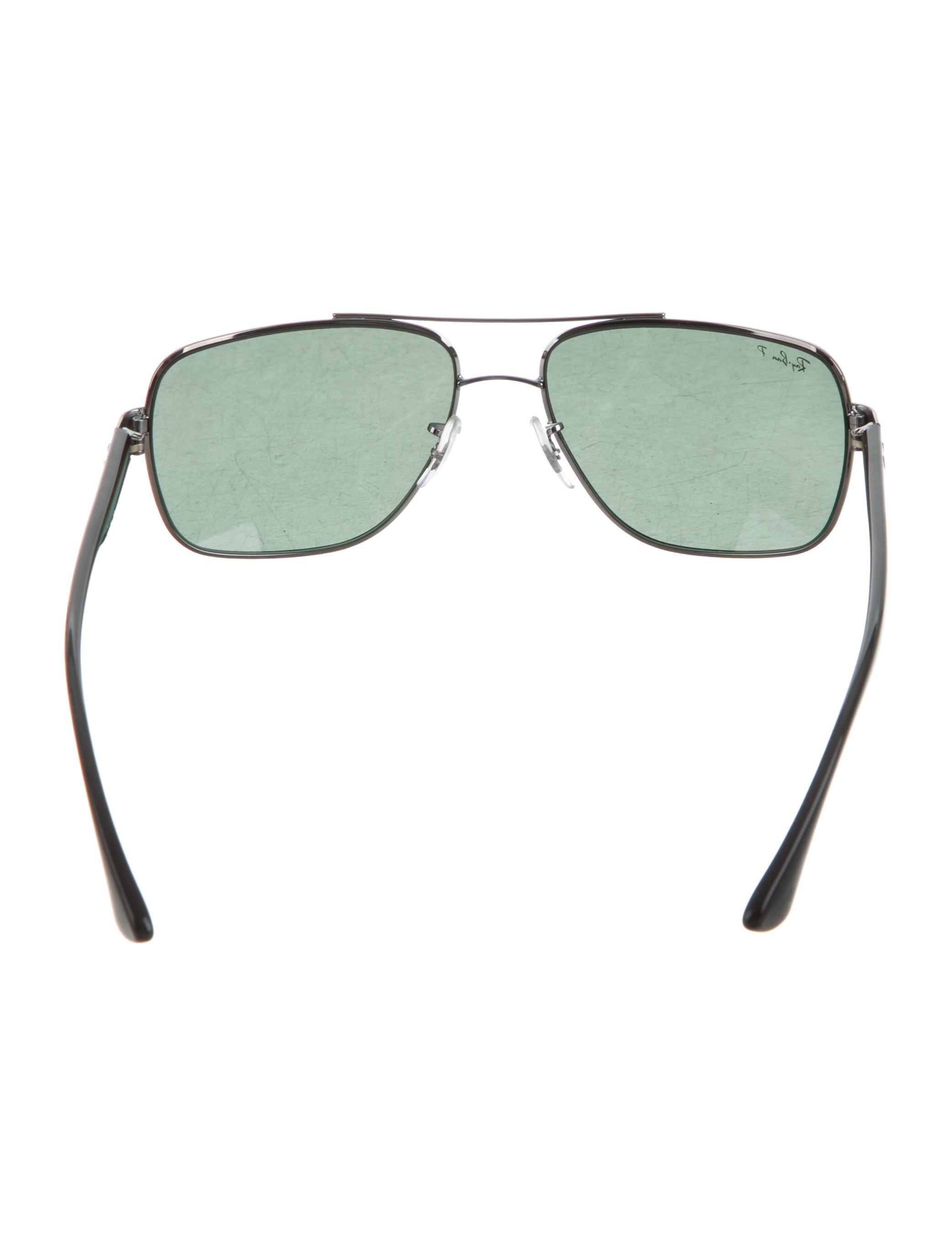 Ray Ban 3483 Polarized Sunglasses   Louisiana Bucket Brigade 6e654db617