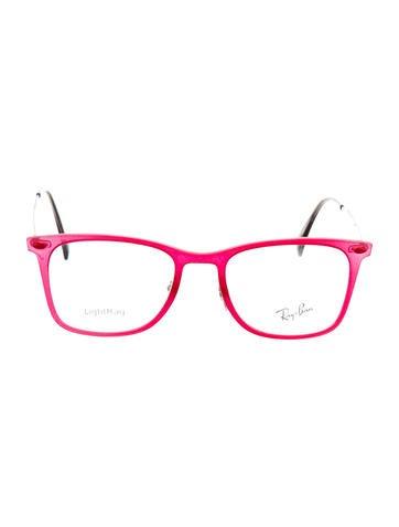 Ray-Ban Light Ray Eyeglasses None