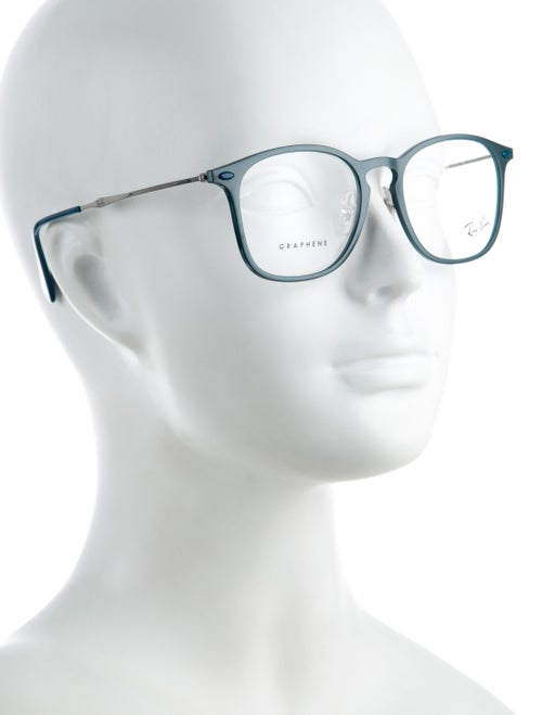 ee9bb314e7 Ray-Ban Graphene Rectangular Eyeglasses - Accessories - WRX30157 ...