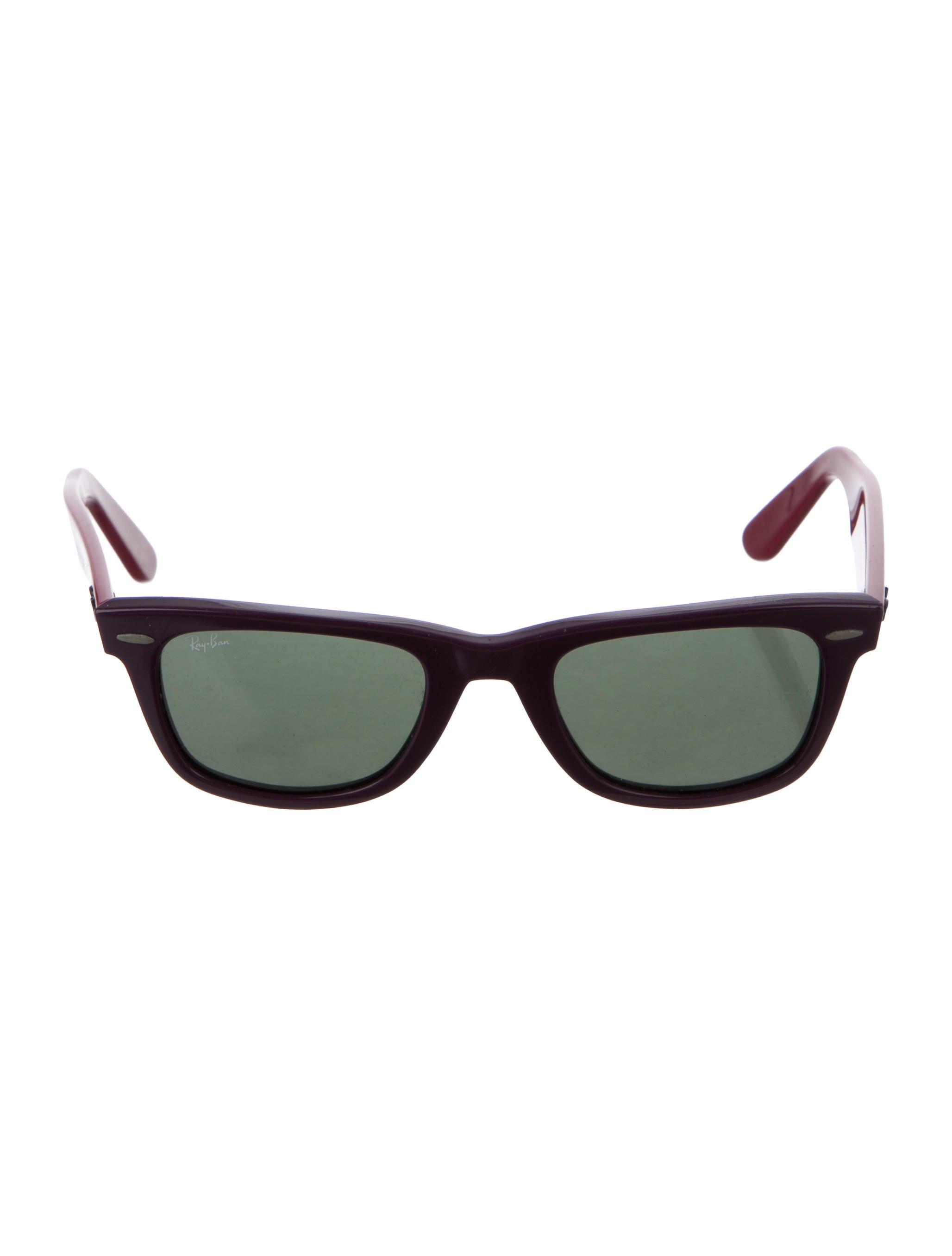 fb5f46320cae Ray-Ban Wayfarer Tinted Sunglasses - Accessories - WRX30761