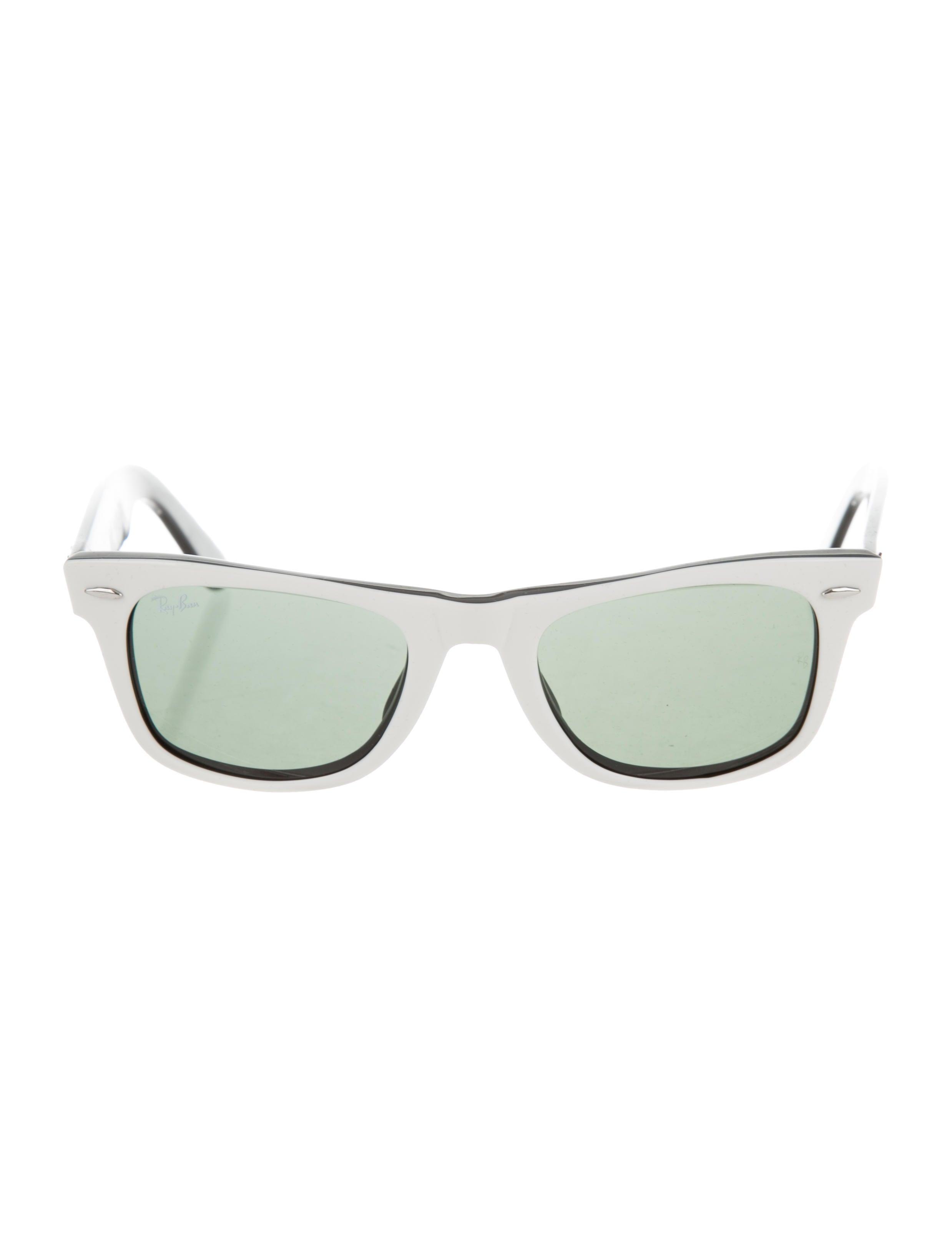 efb62ca3c5ec Ray-Ban Wayfarer Tinted Sunglasses - Accessories - WRX31412