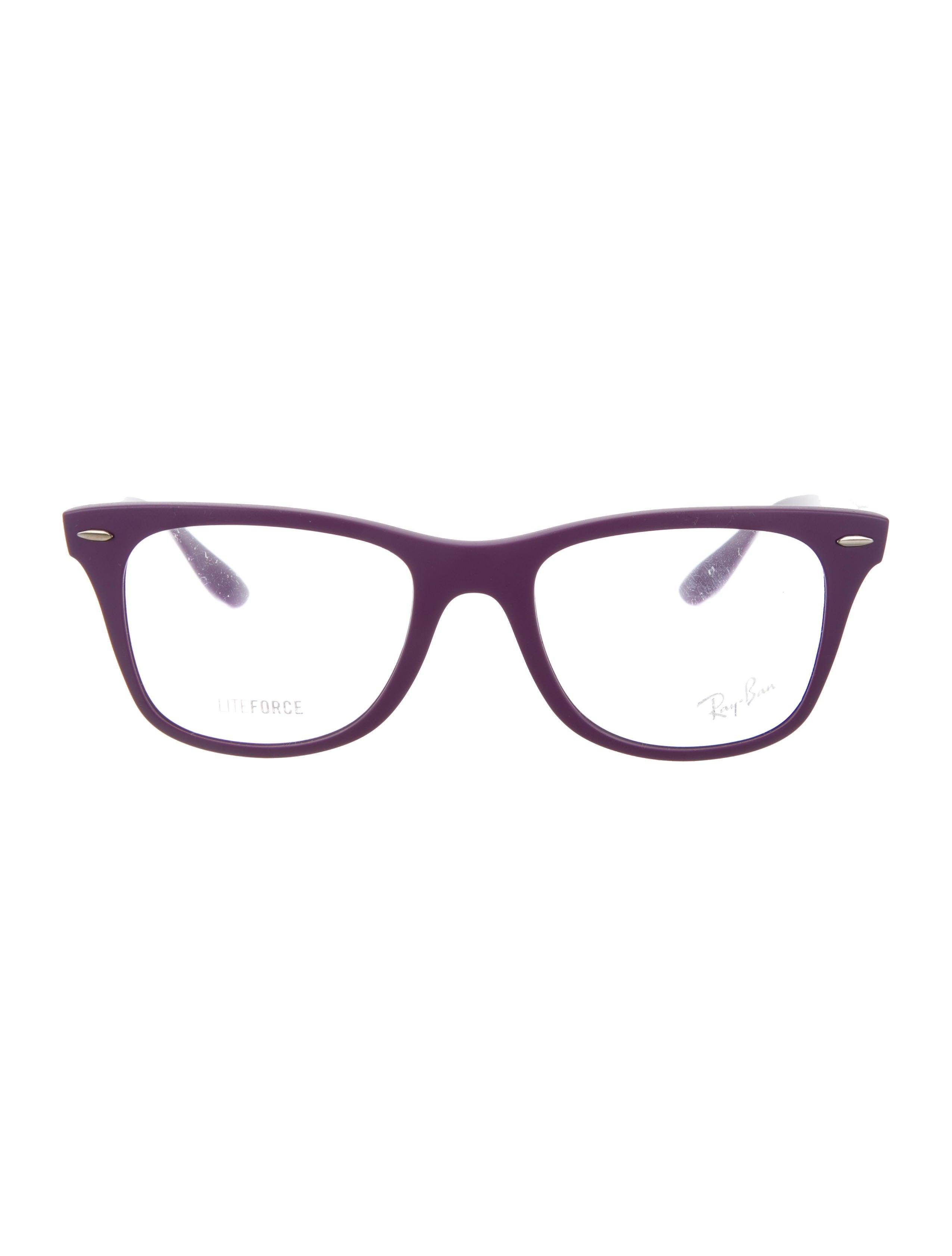 db6804144c82d Ray-Ban Square Liteforce Eyeglasses - Accessories - WRX32048