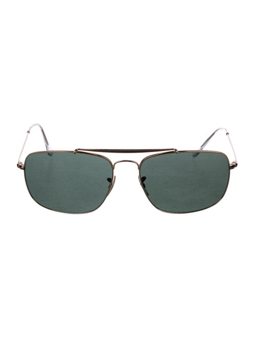 Ray-Ban The Colonel Tinted Sunglasses gold
