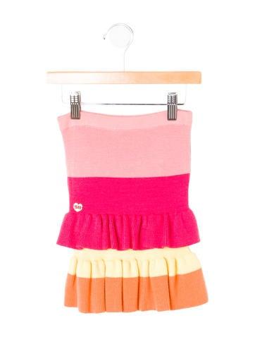 Rykiel Enfant Girls' Wool Skirt None