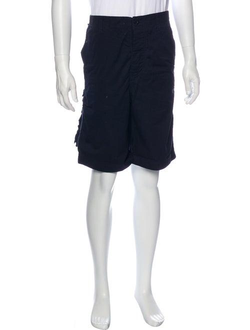 Sacai Chino Shorts Blue