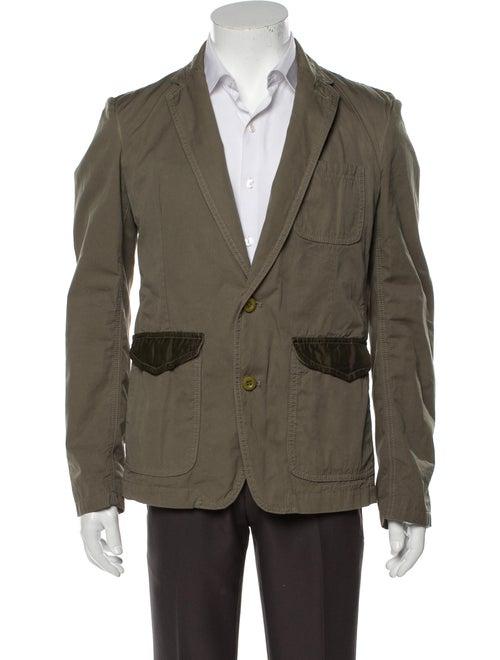 Sacai Jacket Green