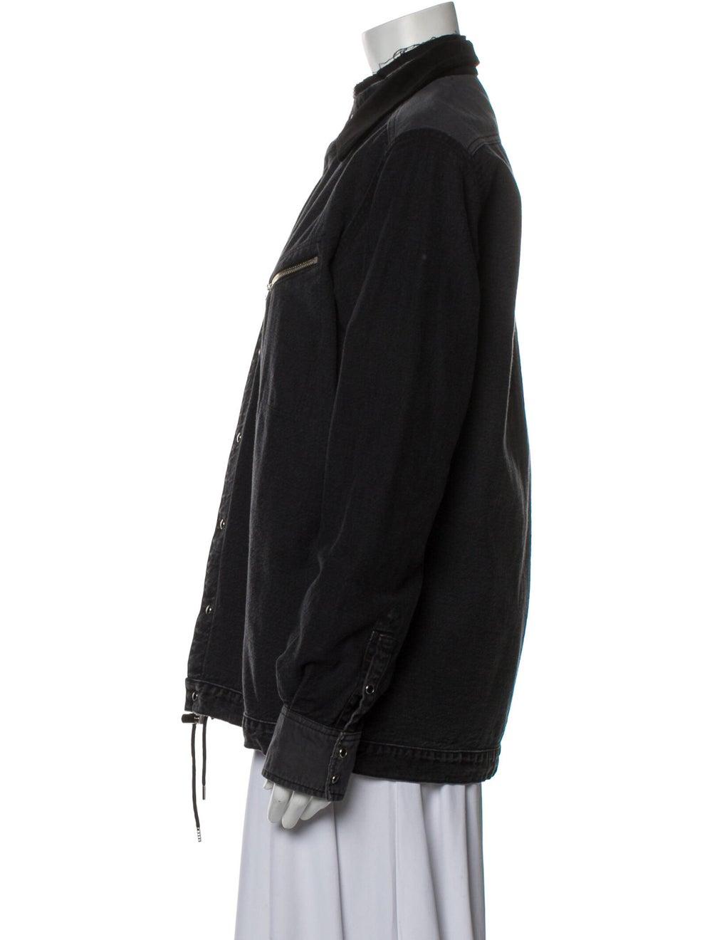 Sacai Denim Jacket w/ Tags Denim - image 2
