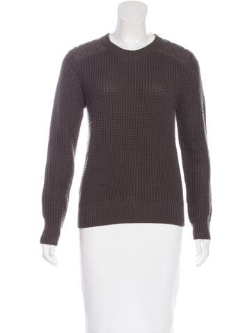Sandro Wool Knit Sweater None